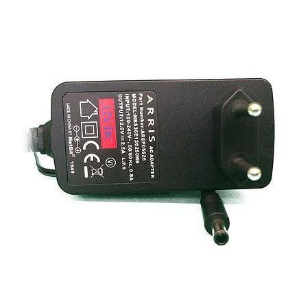 Fonte Compatível com Monitor LG 12V 2,5A ARRIS