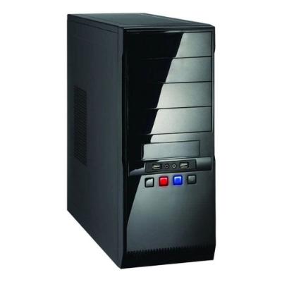 Gabinete k-mex Standart Preto Micro ATX 4 Baias S/ Fonte - CX-2D67