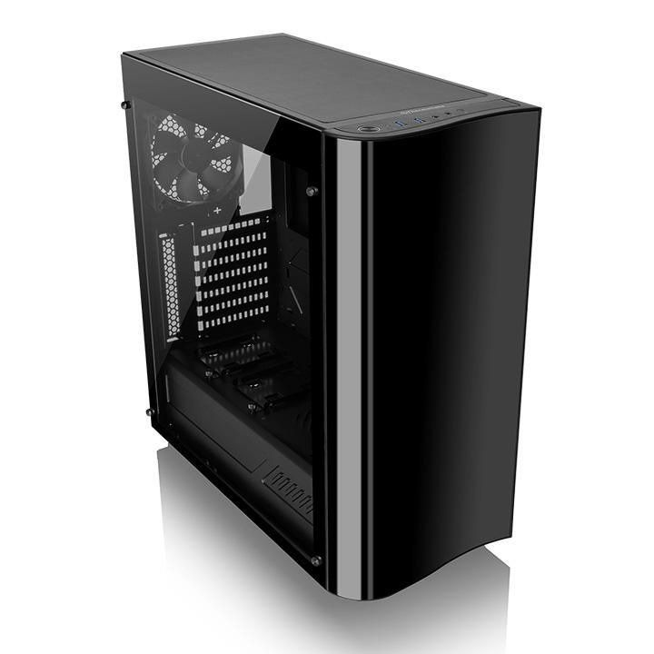 Gabinete Thermaltake View 22 Tempered Glass Edition CA-1J3-00M1WN-00 Mid Tower
