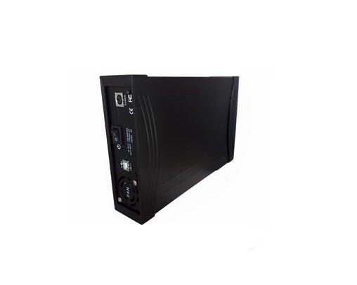 Gaveta Externa IDE SATA 5,25 HD e Gravador de DVDBS-U50SF