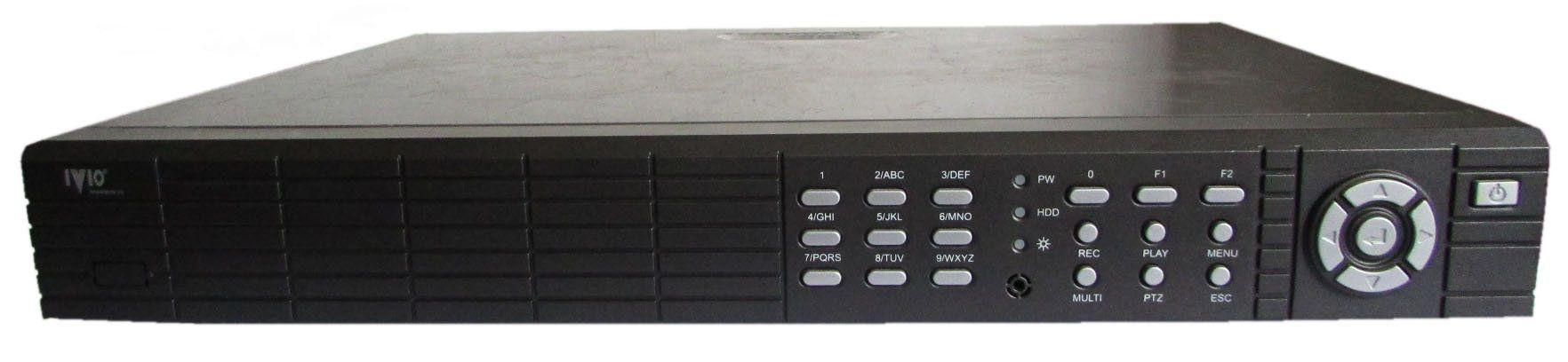 DVR Ivio H.264 Iv-3016nh 16 canais (semi novo)