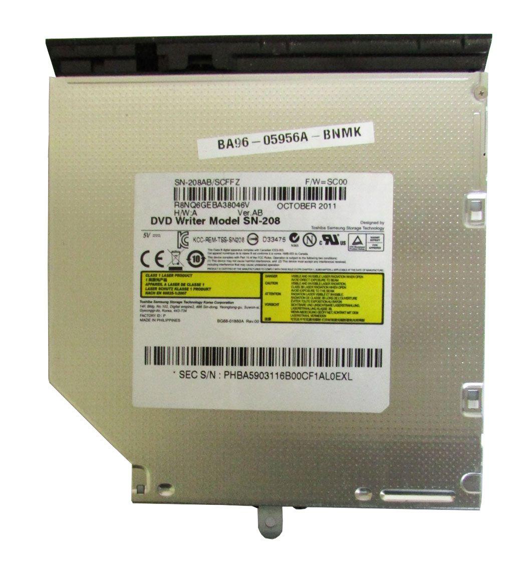 Gravador Dvd Notebook Samsung Rv411 P/N: Ba96-05956a (semi novo)