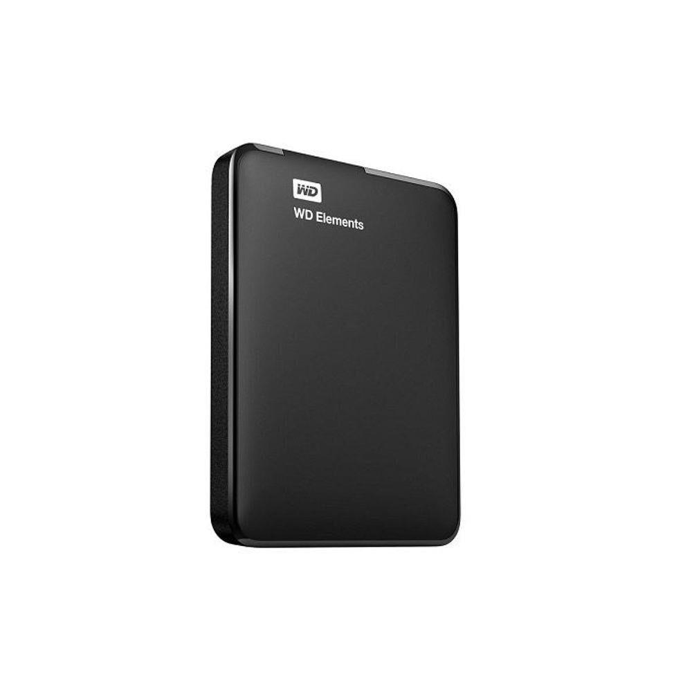 Hd Externo 2TB WD Elements Preto USB 3.0 - Wdbu6y0020bbk-WESN