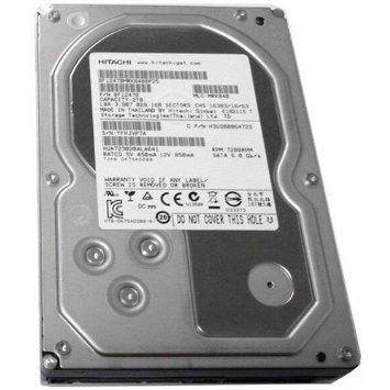 Hd Hitachi Ultrastar 2tb 2000gb 7200rpm Sata 3.0gb/s 3.5