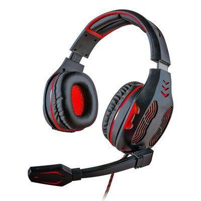 Headset Gamer 5.1 Centauro - Vermelho (MHP-SP-X13/BKRD)