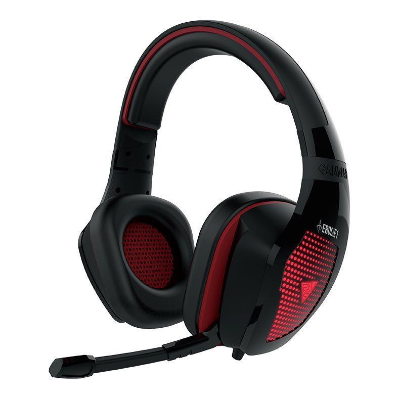 Headset Gamer Gamdias Eros E1 RGB USB EROS-E1