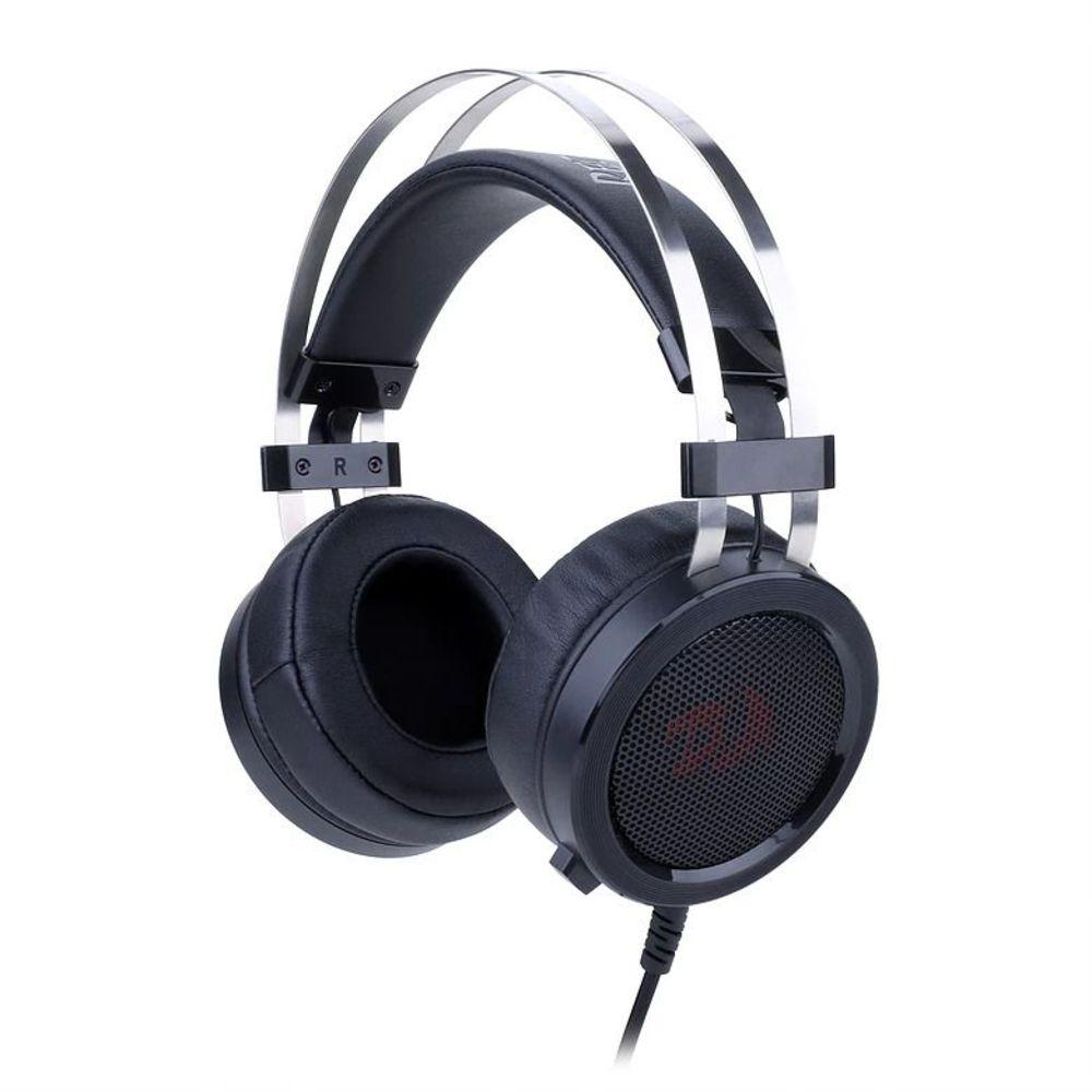 Headset Gamer P2 Redragon Preto - Scylla H901
