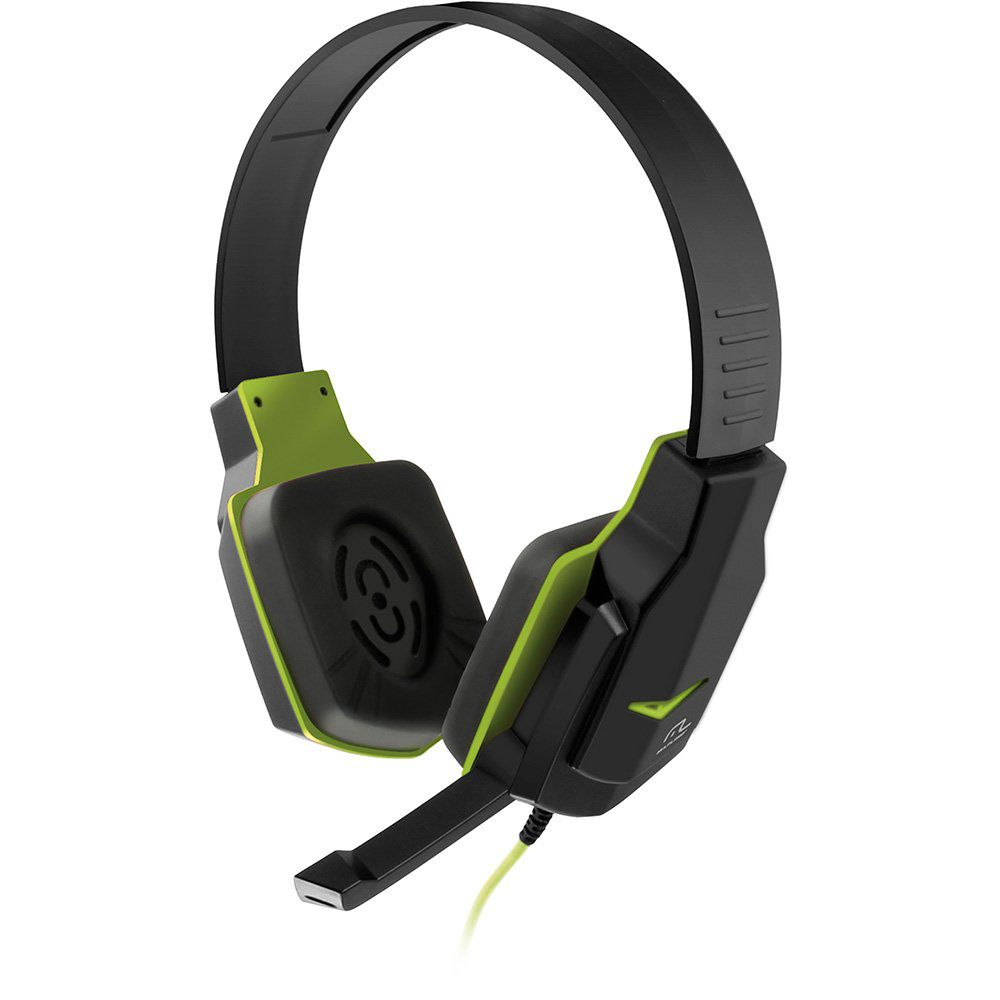 Headset Gamer P2 verde Multilaser PH146