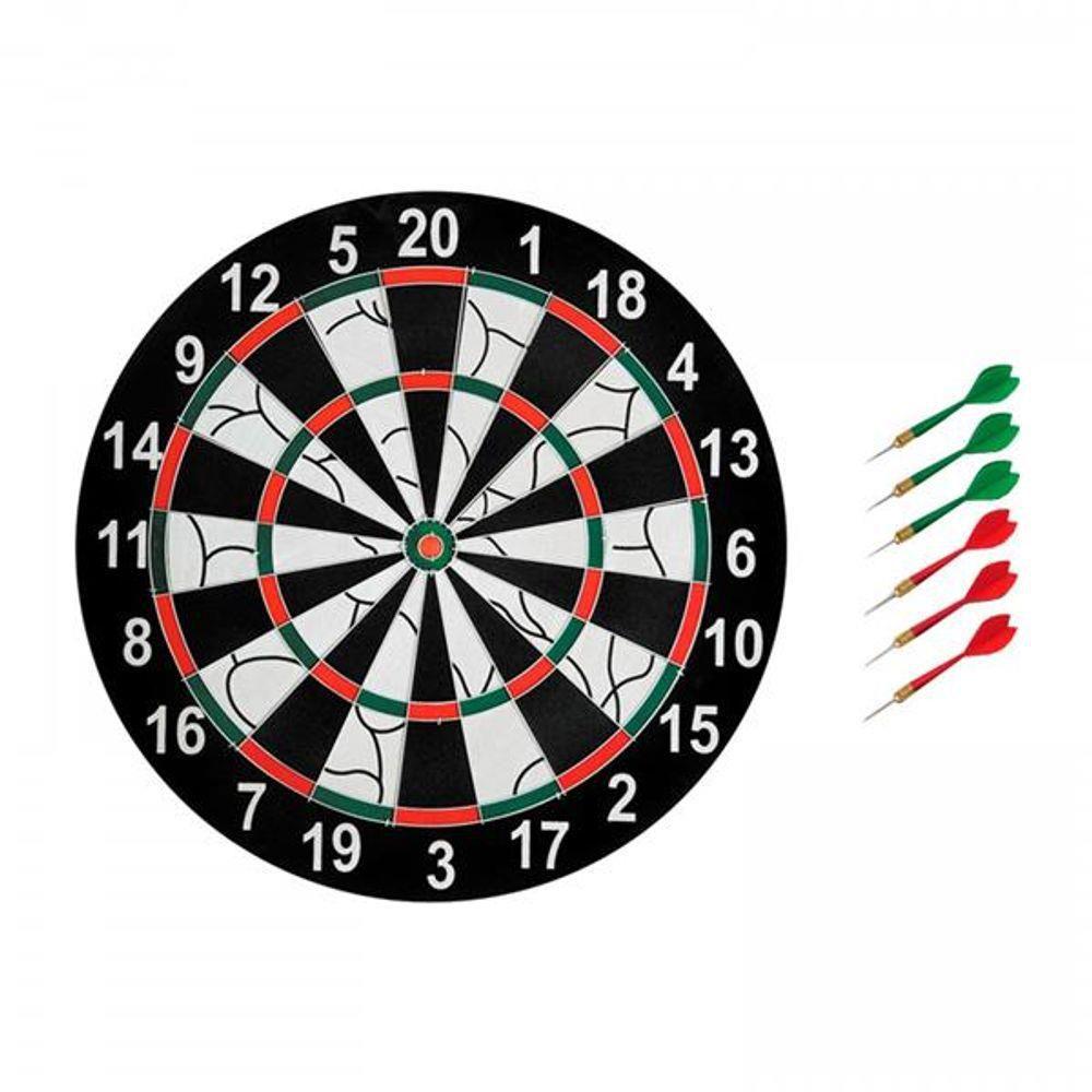 Jogo De Dardos 42 Cm - Veludo - Atrio ES170