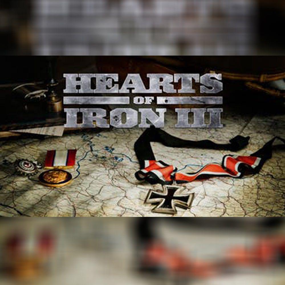 Jogo p/ Pc Hearts of Iron III DVD Original Mídia Física