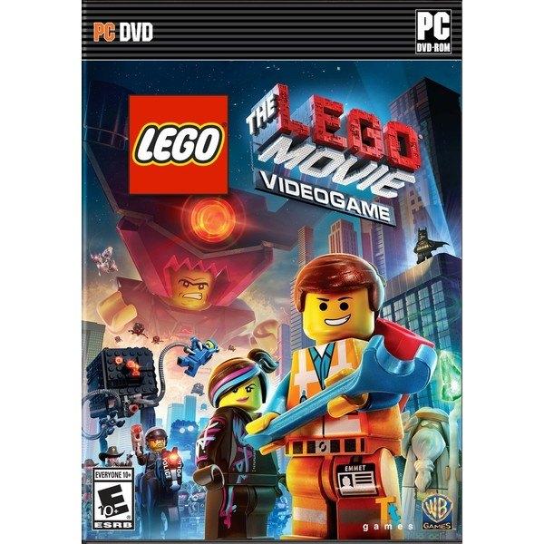 Jogo p/ PC Lego Movie Video Game DVD Mídia Física