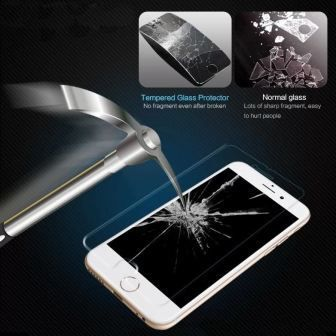 Kit 10 Película de Vídro Para Smartphone Asus Zenfone 2