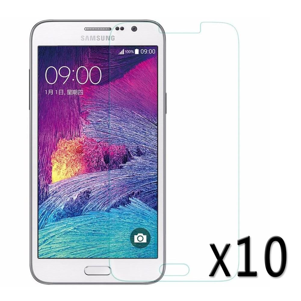 Kit 10 Película de vidro Temperado celular N' mastoh 9H - Galaxy Gran Duos Prime G530