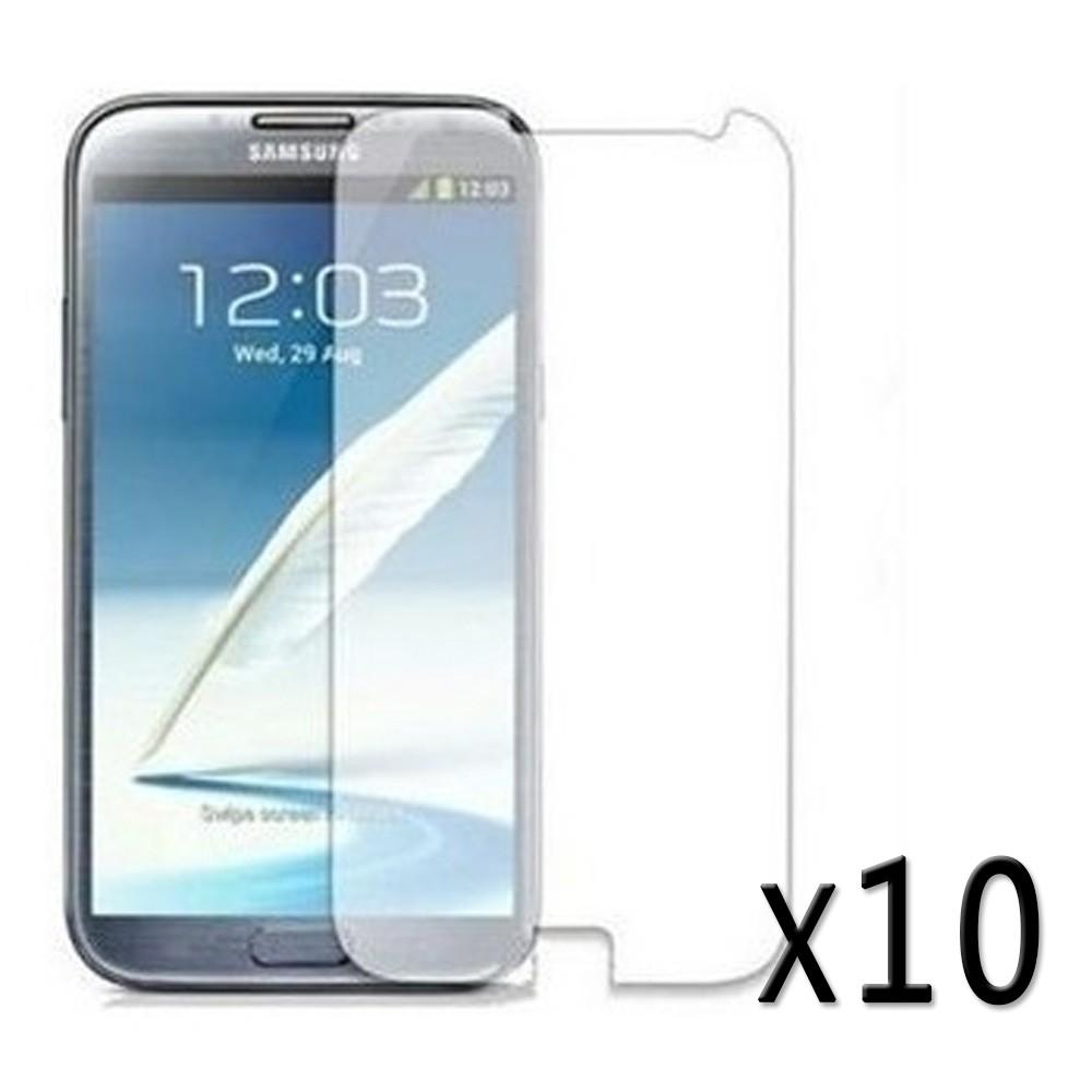Kit 10 Película de vidro Temperado celular N' mastoh 9H - Galaxy Grand Duos i9082 i9060 i9063