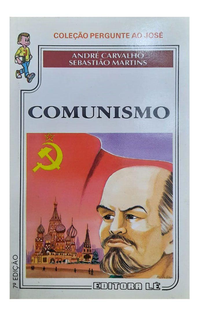 Livro - Coleção Pergunte ao José - Comunismo