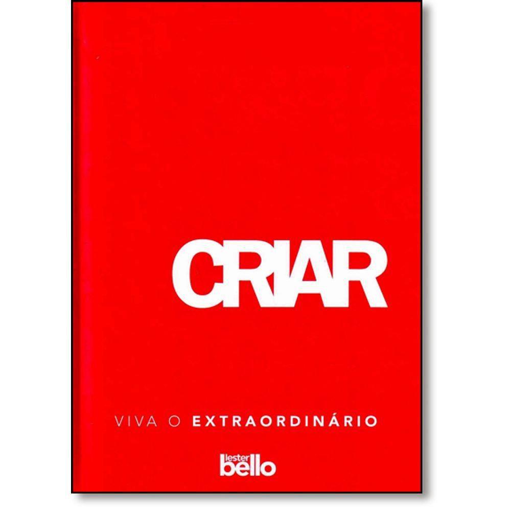 Livro - Criar - Viva o Extraordinário Volume 3