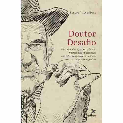 Livro - Doutor Desafio - Vilas-boas