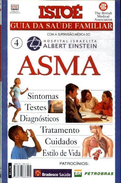 Livro - Guia da Saúde Familiar Isto é - Asma