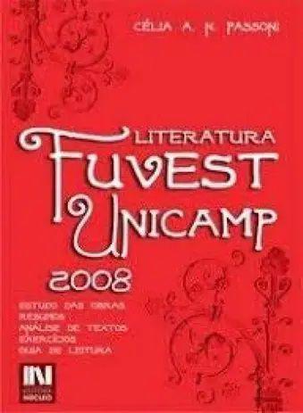Livro - Literatura Fuvest - Unicamp 2008