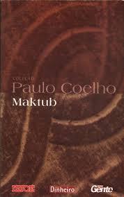 Livro - Maktub - Coleção Paulo Coelho