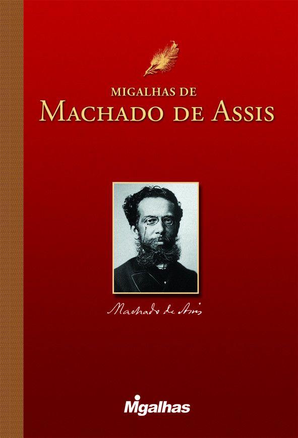 Livro - Migalhas de Machado de Assis