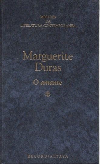 Livro - O Amante Marguerite Duras