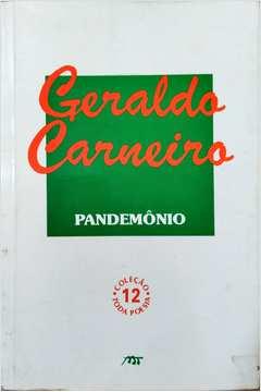 Livro - Pandemônio - Geraldo carneiro