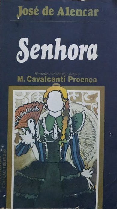 Livro - Senhora - José De Alencar