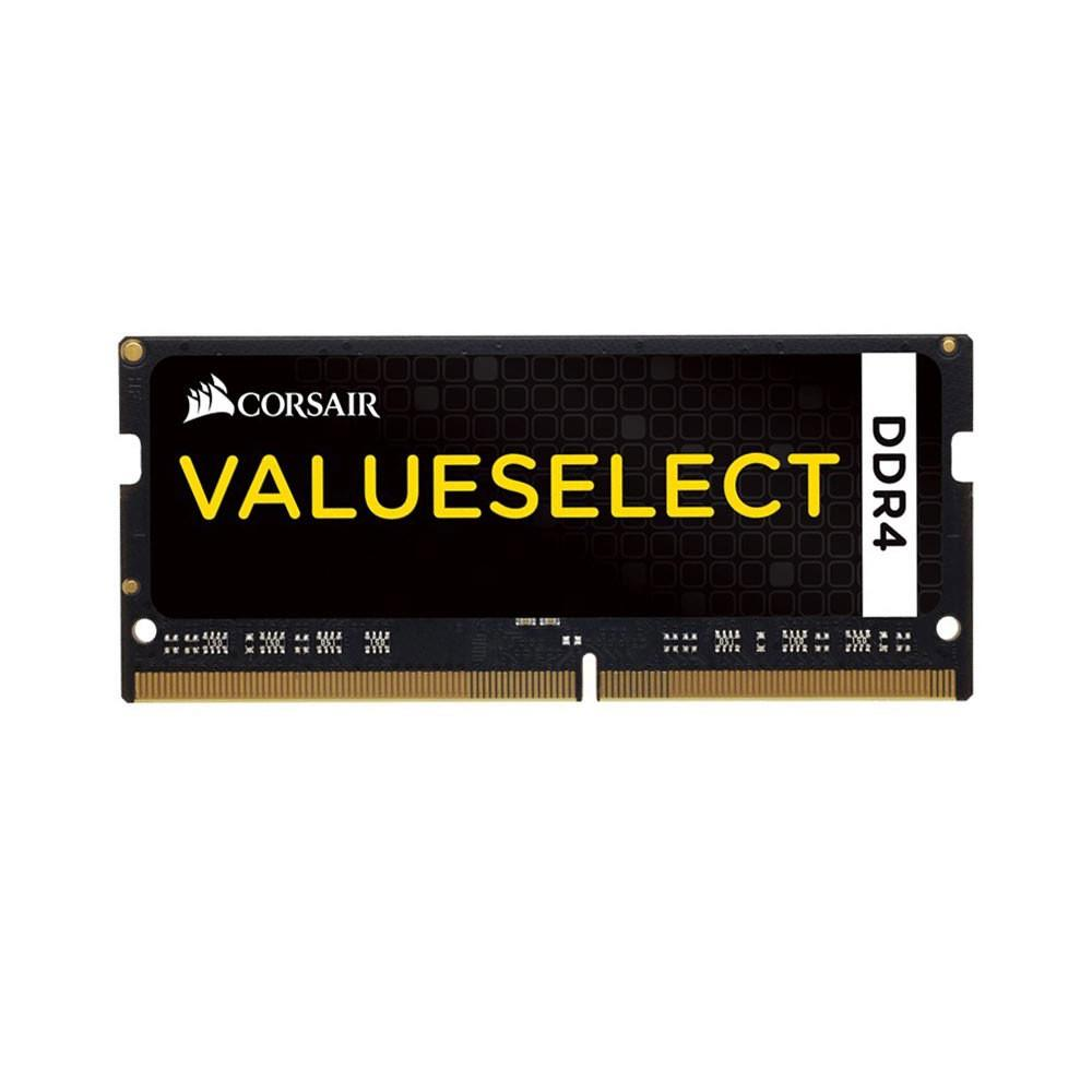 Memória Corsair Value Select 4GB 2133MHz DDR4 Notebook CL15 CMSO4GX4M1A2133C15