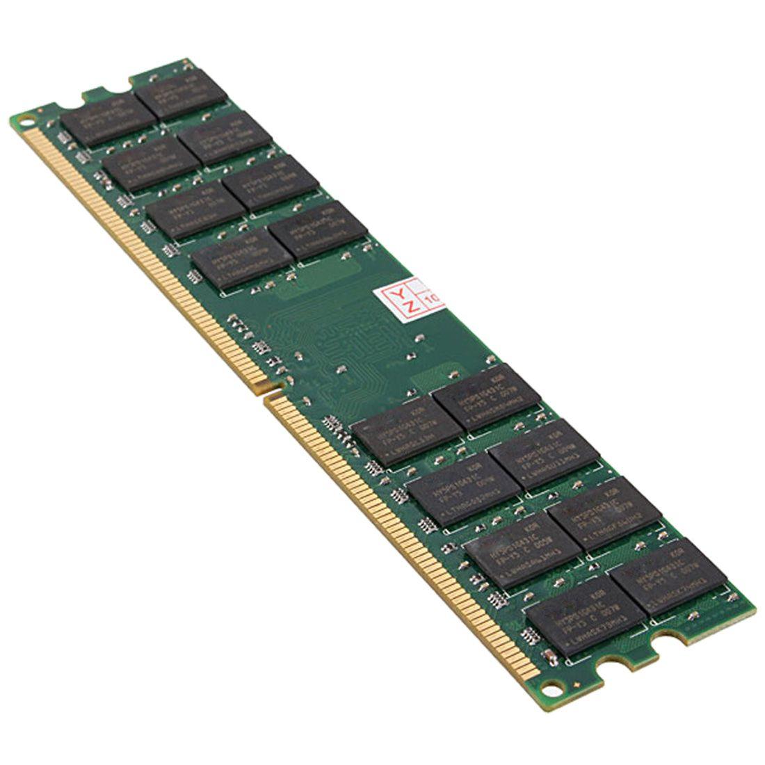 Memória DDR2 4GB 800MHZ Não ECC Oem (Suporte apenas p/ plataforma AMD)