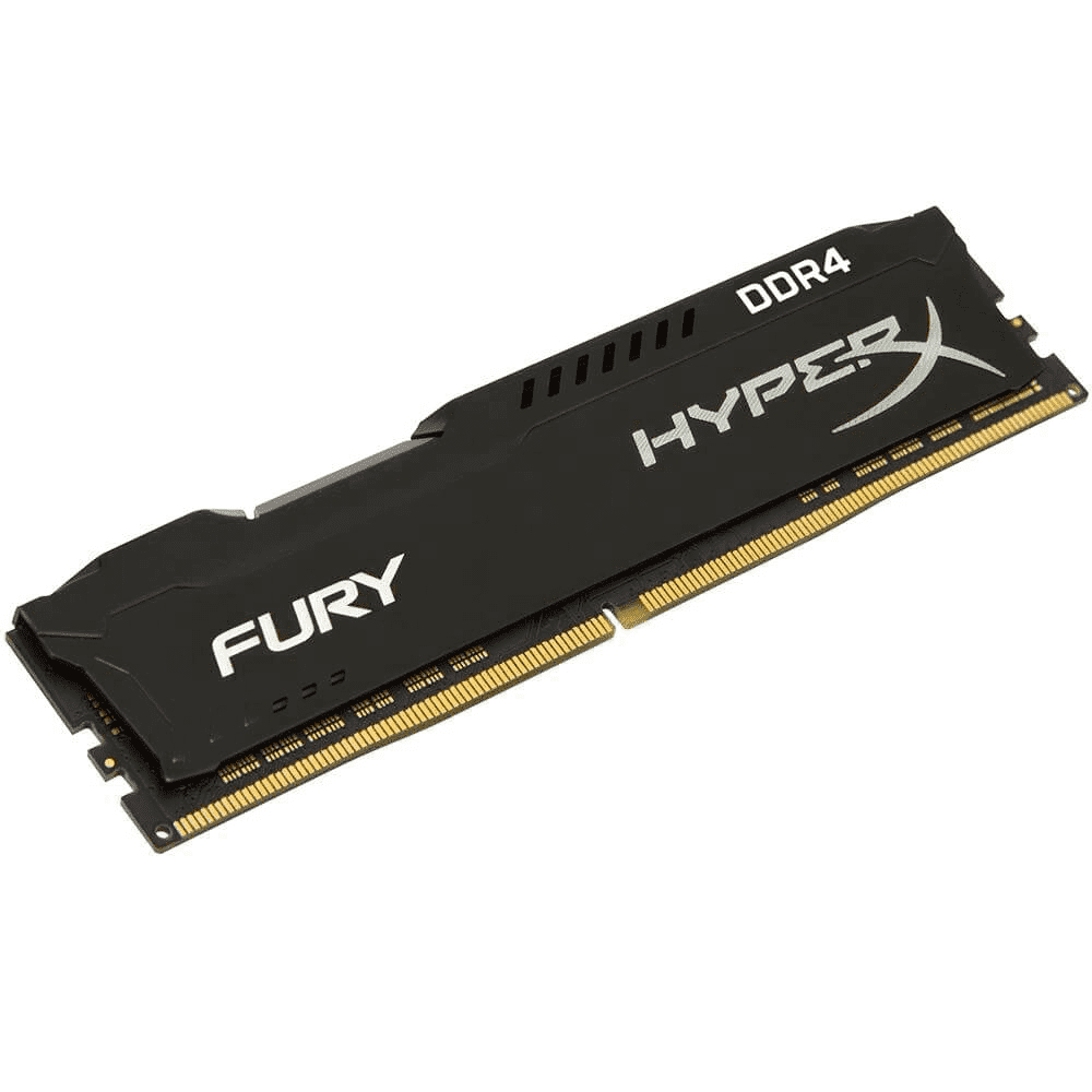 Memória DDR4 Kingston HyperX Fury 8GB 3200MHZ HX432C18FB2/8