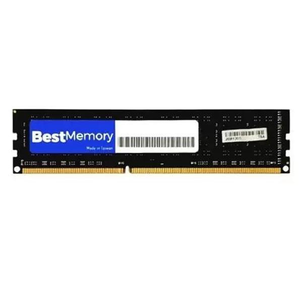 Memória P/ Desktop BestMemory DIMM DDR3 8GB 1600MHZ - 8GB BEST MEMORY DDR3
