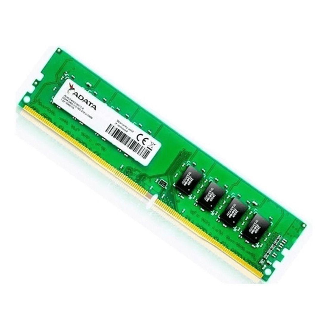 Memória RAM 8gb ddr4 2666MHZ Adata Desktop AD4U266638G19-B