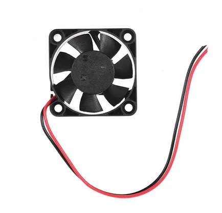 Micro Ventilador Cooler Fan Ventoinha - 40x40x10mm 12v