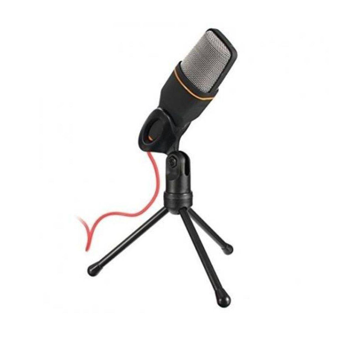 Microfone Condensador Studio Gravação Youtuber Knup KP-917