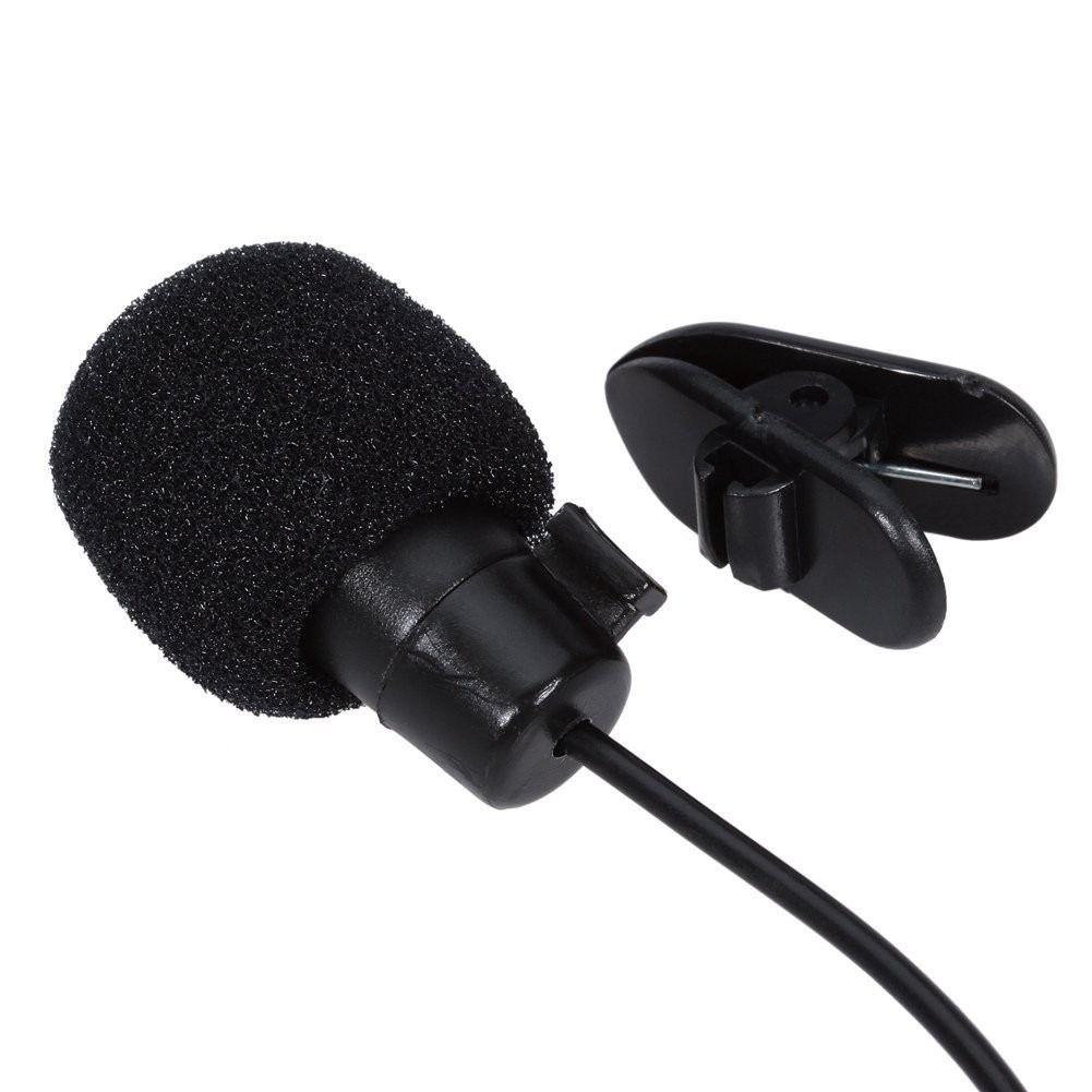 Microfone De Lapela P/ Computador Notebook Câmera Gravador