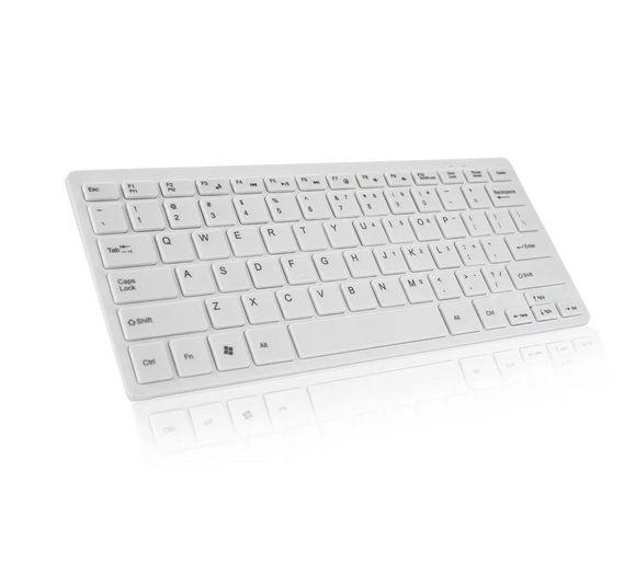 Mini Teclado Slim Branco USB X-cell XC-TEC-02