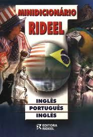 Minidicionário Rideel - Inglês-português Português-inglês (2003)
