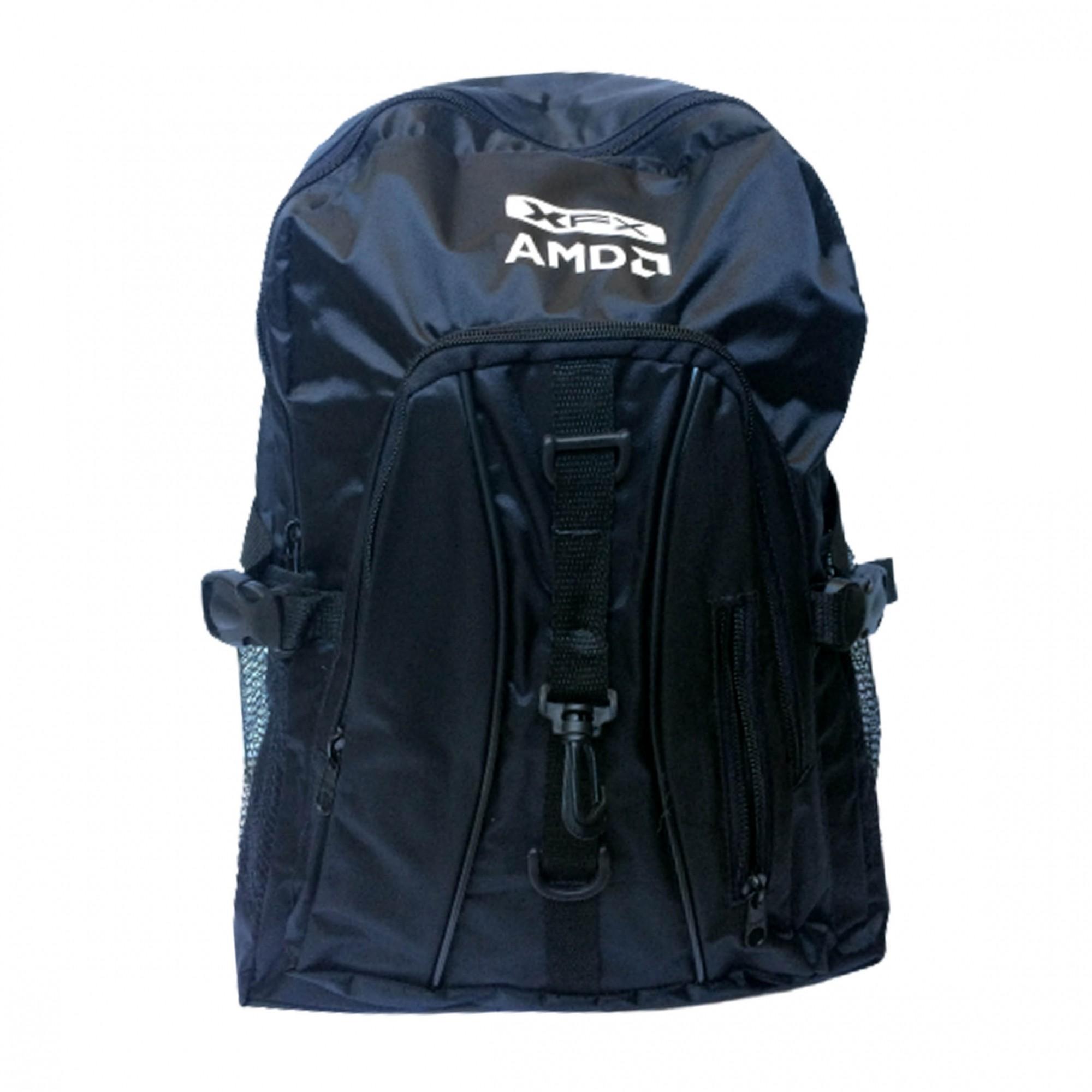 Mochila Backpack Notebook até 15.6'' Preta - XFX AMD