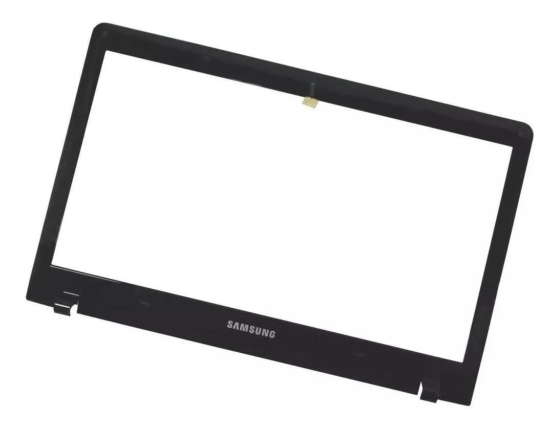Moldura da tela do Notebook Samsung Np270e4e Np275e4e Azul - NOVO