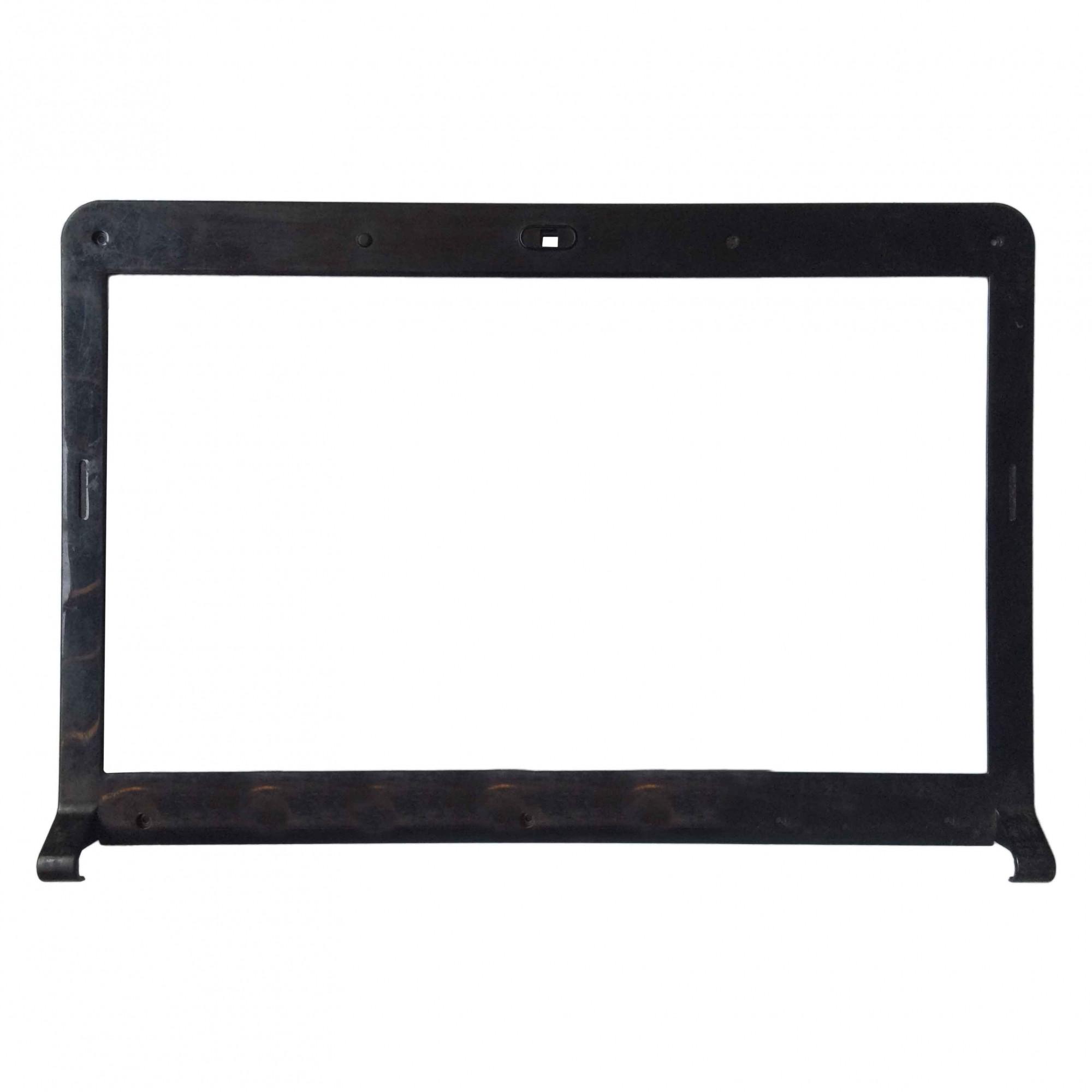 Moldura Tela LCD Notebook Positivo Unique PN:62r-a141mk-0201 - Retirado