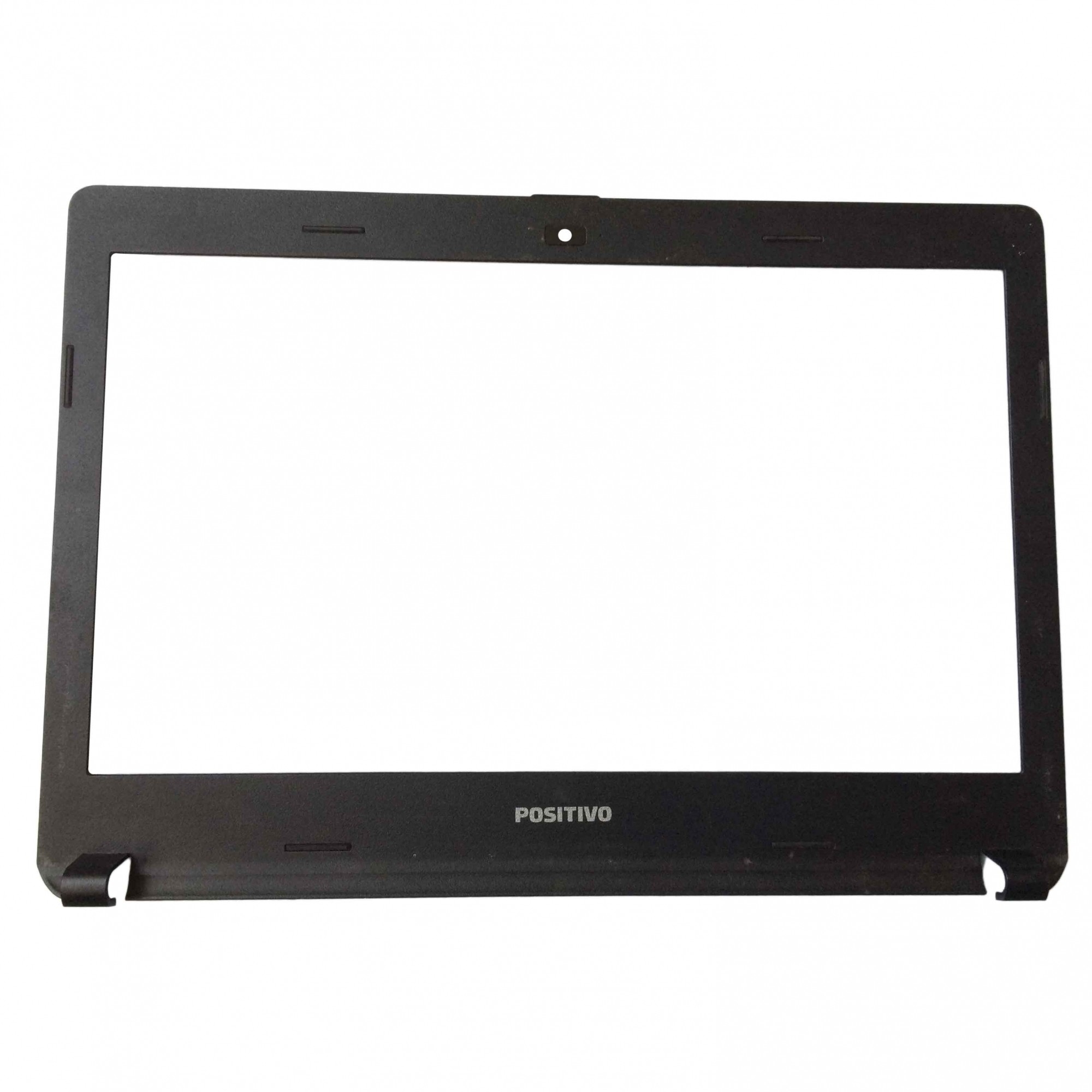 Moldura Tela LCD Notebook Positivo Xr3000 PN:62rph48b11-0201 - Retirado