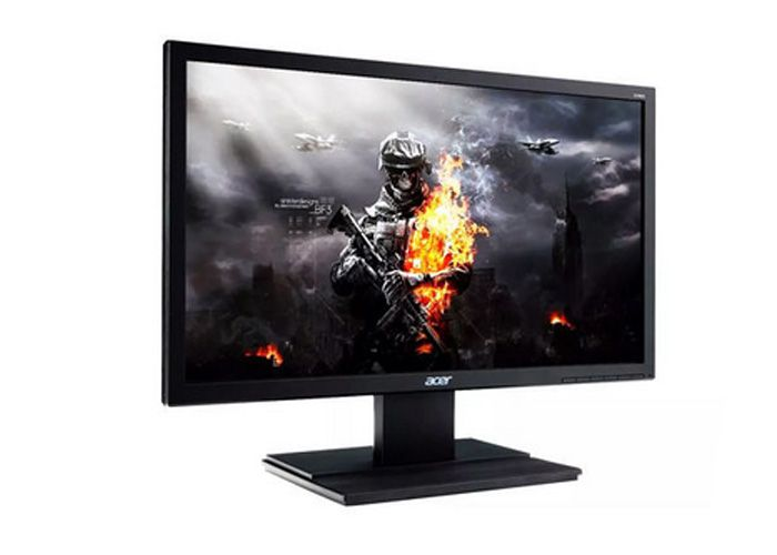 Monitor Acer Led 24'' V6 Full Hd V246Hql Widescreen