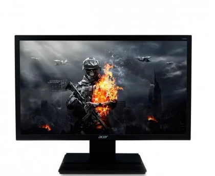 Monitor Acer LED 23.6´ Widescreen, Full HD, HDMI/VGA/DVI