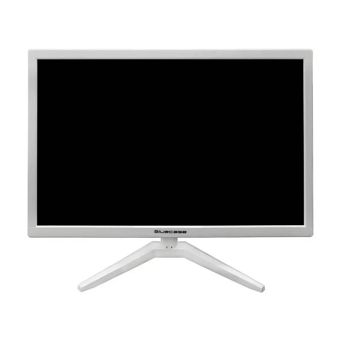 """Monitor Gamer LED 21,5"""" Bluecase 60Hz Full HD Branco - BM22D1HVW"""