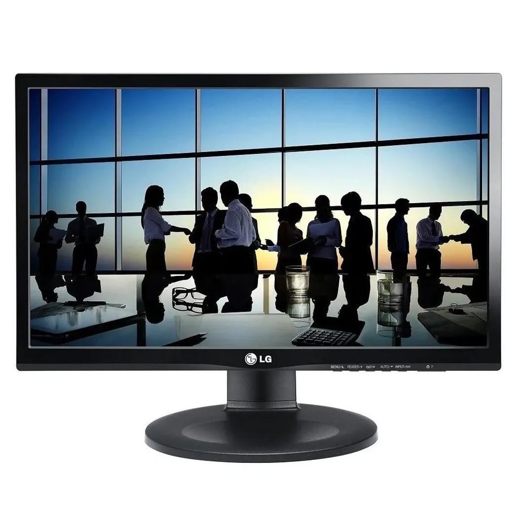 Monitor Led 21,5'' Ips 75 Hz Full HD LG Preto - 22BN550Y