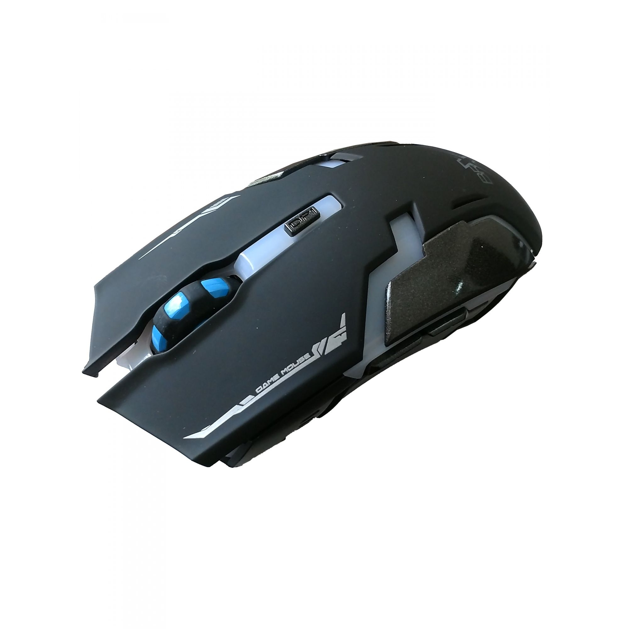 Mouse Gamer BRX Sem Fio Wireless 1600DPI HV-MS997GT