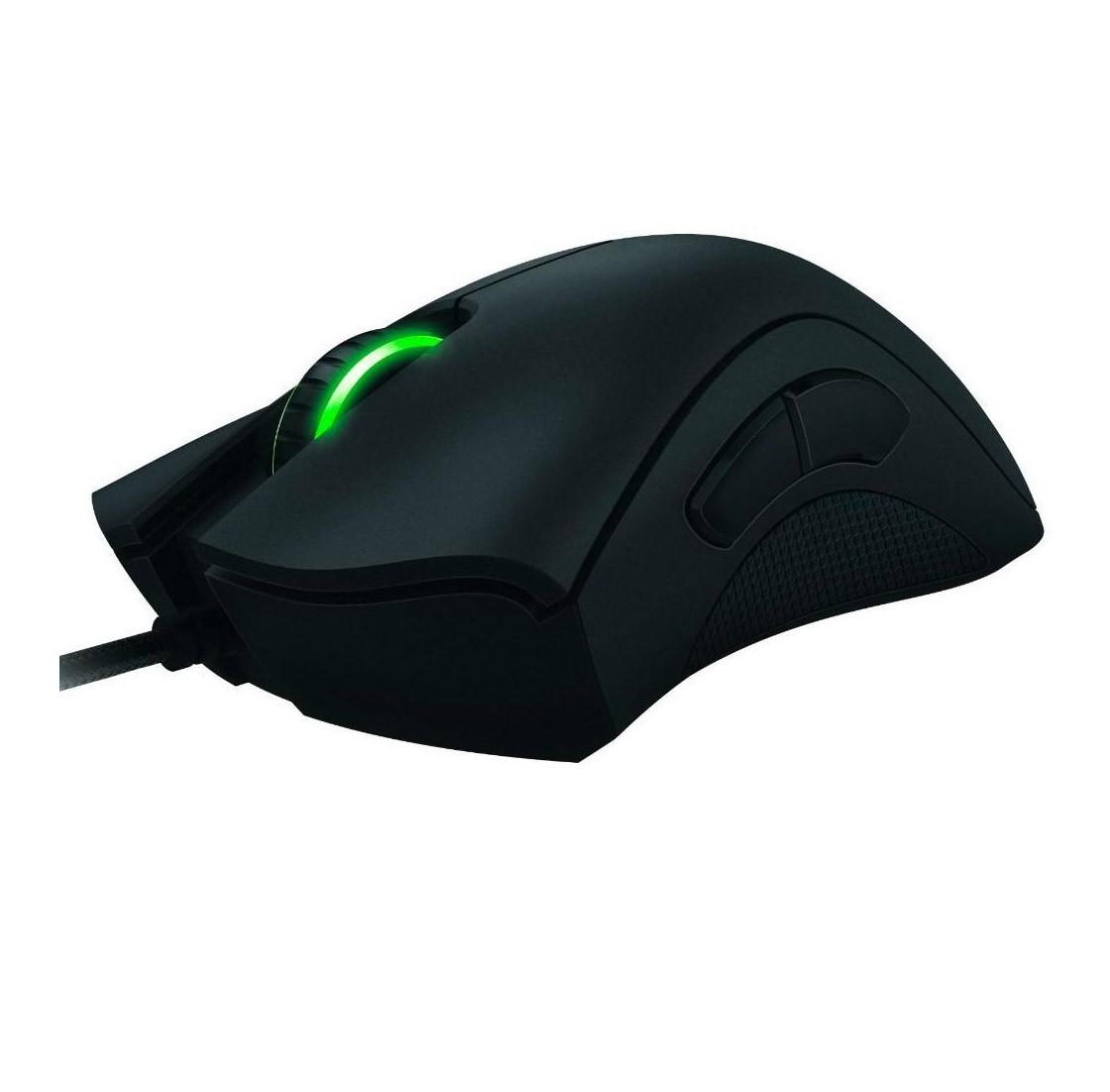 Mouse Gamer Razer Deathadder Essential, Mechanical Switch, 5 Botões 4G, 6400DPI - RZ01-02540100-R3U1