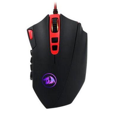 Mouse Gamer Redragon Perdition 2, RGB, 19 Botões, 24000DPI Preto - M901-1