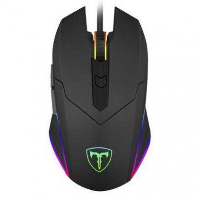 Mouse Gamer T-Dagger Lance Corporal RGB T-TGM107 Preto/LED